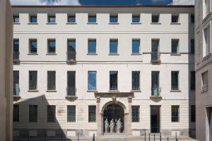 Building fronte Via Lupetta - Milano