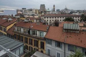 Via della Spiga 5 - Milano - Quadrilatero della moda