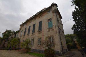 Genova - Villa Spinola esterno