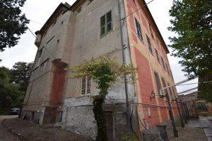 Genova - Villa Spinola lato