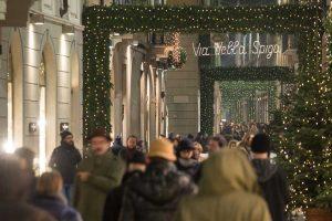 Milano - Via della Spiga
