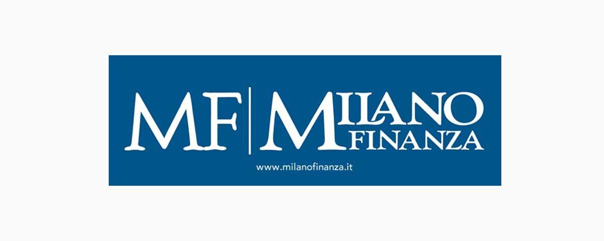 "logo ""Milano Finanza"""