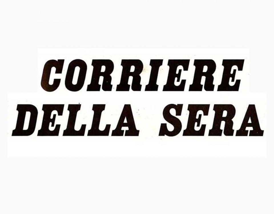 """logo """"Corriere della Sera"""""""