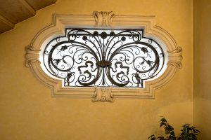 Fregi Ferro Battuto Palazzo Bernasconi zona Palestro Milano - Merope Asset Management