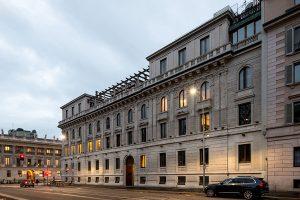 Palazzo Bernasconi zona Palestro Milano - Merope Asset Management