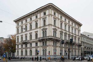 Palazzo Corso Venezia 56 Milano - Merope Asset Management