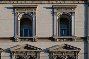 Finestre Palazzo Corso Venezia 56 Milano - Merope Asset Management