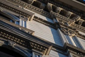 Fregi Palazzo Corso Venezia 56 Milano - Merope Asset Management