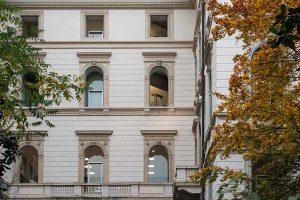Fronte Est Palazzo Corso Venezia 56 Milano - Merope Asset Management