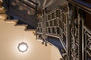 Scale + Rosino palazzo Via Manzoni 9